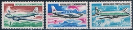Centro Africa 1967  -  Yvert 94 / 96  ( ** ) - República Centroafricana