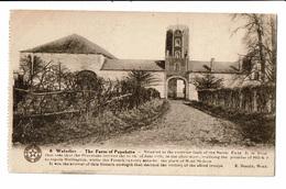 CPA - Carte Postale - Belgique - Waterloo- The Farm Of Papelotte  - VM1362 - Waterloo