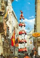 Espagne - Catalogne - TARRAGONA - Tour Humaine - Costa Dorada - Publicité Glaces Frigo - Tarragona