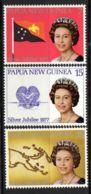 PAPOUSIE ( POSTE ) Y&T N°  320/322  TIMBRES  NEUFS  SANS  TRACE  DE  CHARNIERE . - Papouasie-Nouvelle-Guinée