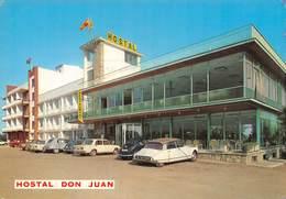 Espagne - Catalogne - CAMBRILS - Hostal Don Juan - Automobiles DS - Tarragona