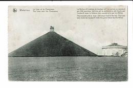 CPA - Carte Postale - Belgique - Waterloo- Le Lion Et Le Panorama - VM1363 - Waterloo