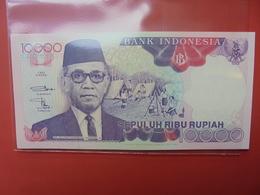 INDONESIE 10.000 RUPIAH 1992 UNC - Indonésie