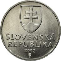 Monnaie, Slovaquie, 10 Halierov, 2002, SPL, Aluminium, KM:17 - Slovaquie