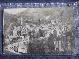 VILLECOMTAL / JOLIE CARTE 1907 / CARRERE - Other Municipalities