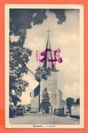 HERMALLE-SOUS-ARGENTEAU  -  L'Eglise - Oupeye