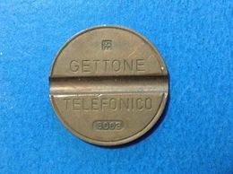 1980 ITALIA TOKEN GETTONE TELEFONICO SIP USATO 8003 - Altri