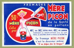 "FROMAGE  "" MERE PICON "" - Produits Laitiers"