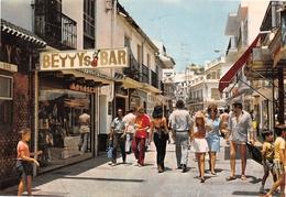 Espagne - Andalousie - TORREMOLINOS - Calle San Miguel - Costa Del Sol - Betty's Bar - Goyesca - Espagne