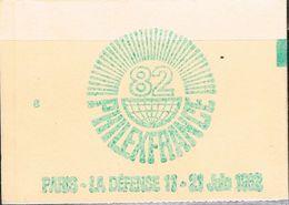 FRANCE : Carnet N° 2155-C4 ** Fermé (Sabine De Gandon : 20 X 1,60 F - Philexfrance82) -  PRIX En Baisse - - Carnets
