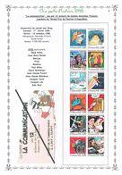 """FRANCE : N° BC2515 ** : Carnet De 12 Valeurs (N° 2503 à 2514)(""""La Communication"""") -  PRIX En Baisse - - Booklets"""