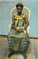 Gold Coast - Ghana - Fanti Woman - Ghana - Gold Coast
