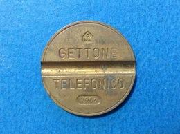 1979 ITALIA TOKEN GETTONE TELEFONICO SIP USATO 7906 - Altri