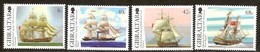 Gibraltar 2006 Yvertn° 1171-1174 *** MNH Cote 8,00 Euro Bateaux Boten Ships - Gibraltar