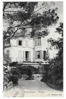 TOULON    CAP BRUN   Villa  Isthmia  (recto Verso) - Toulon