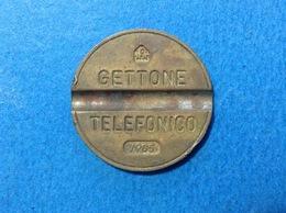 1979 ITALIA TOKEN GETTONE TELEFONICO SIP USATO 7905 - Altri