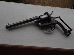 Carcasse De Revolver - Armes Neutralisées