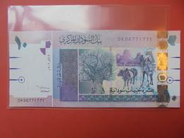 SOUDAN 10 POUNDS 2006 UNC - Soudan
