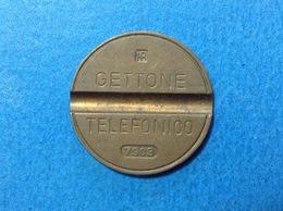 1979 ITALIA TOKEN GETTONE TELEFONICO SIP USATO 7903 - Italia