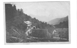 SCHIESSROTH  Ferme Et Colonie De Vacances - Tampon Frech (carte Sépia)-METZERAL - MUHLBACH - - Munster