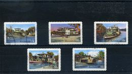 Timbres Australie 2003 - 150th Anniversary Murray River Shipping - Usados