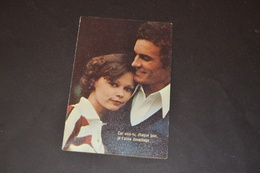 Mini Calendrier 1976 Médaille D'amour AUGIS - Calendriers