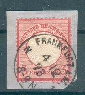 ALLEMAGNE , Empire ; 1872 ; Y&T N° 22 ; Oblitéré - Allemagne