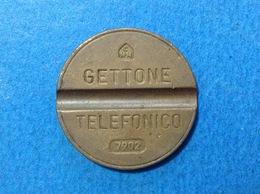1979 ITALIA TOKEN GETTONE TELEFONICO SIP USATO 7902 - Altri