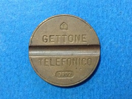 1979 ITALIA TOKEN GETTONE TELEFONICO SIP USATO 7902 - Italia