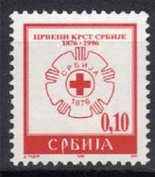 Yugoslavia,Red Cross I 1996.,MNH - 1992-2003 République Fédérale De Yougoslavie