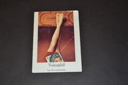 Mini Calendrier 1970 Veinophil Bas De Contention - Petit Format : 1961-70