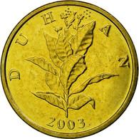 Monnaie, Croatie, 10 Lipa, 2003, SPL, Brass Plated Steel, KM:6 - Croatie