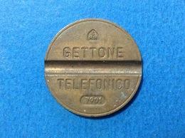 1979 ITALIA TOKEN GETTONE TELEFONICO SIP USATO 7901 - Altri