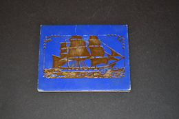 Mini Calendrier 1978 Livret Maroquinier LAFARGE - Calendriers