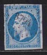Algerie PC 3794 St Cloud D'Algérie Sur Napoleon ND N°14 - 1853-1860 Napoleone III