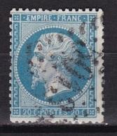 Algerie GC 5013 BLIDAH Sur Napoleon N°22 - 1863-1870 Napoléon III Lauré