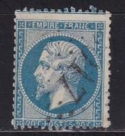 Algerie GC 5017 BOUFFARICK Sur Napoleon N°22 - 1852 Louis-Napoleon