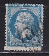 Algerie GC 5024 DELLYS Sur Napoleon N°22 - 1852 Louis-Napoleon