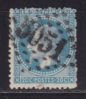 Algerie GC 5051 ORAN Sur Napoleon N°29 - 1852 Louis-Napoleon