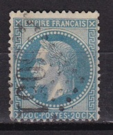 Algerie GC 5051 ORAN Sur Napoleon N°29 - 1863-1870 Napoléon III Lauré