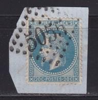 Algerie GC 5055 PHILIPPEVILLE Sur Napoleon N°29 - 1852 Louis-Napoleon