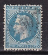 Algerie GC 5072 TENEZ Sur Napoleon N°29 - 1863-1870 Napoleon III With Laurels