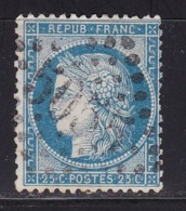 Algerie GC 5055 PHILIPPEVILLE Sur Ceres N°60 - 1871-1875 Cérès
