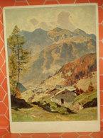 Hanns Maurus Sellapab Cartolina N° 5540 - Künstlerkarten