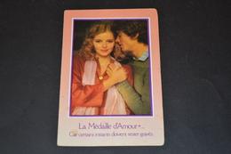 Mini Calendrier 1979 Médaille D'amour - Calendriers