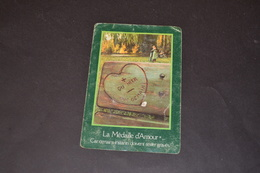 Mini Calendrier 1978 Médaille D'amour - Calendriers
