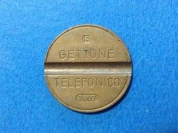 1979 ITALIA TOKEN GETTONE TELEFONICO SIP USATO 7907 - Altri