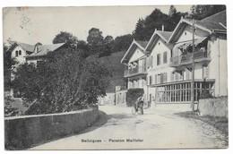 SUISSE   BALLAIGUES Pension Maillefer - Switzerland