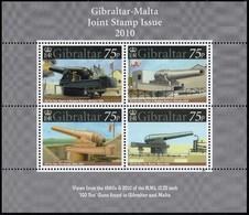 Gibraltar 2010 Yvertn° 1359-1362 *** MNH Cote 12,00 Euro - Gibraltar