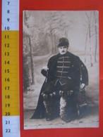 E.02 RUSSIA URSS 1917 YELABUGA TATARSTAN TARTARO COSACCO KAZAKI MILITARE MILITAR WAR COSTUME - Europe